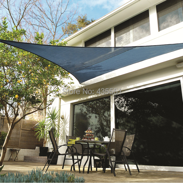 3.6mx3.6mx3.6m Free Shipping Garden Shelter in Stock Shade Sail Garden Canopies(China (Mainland))