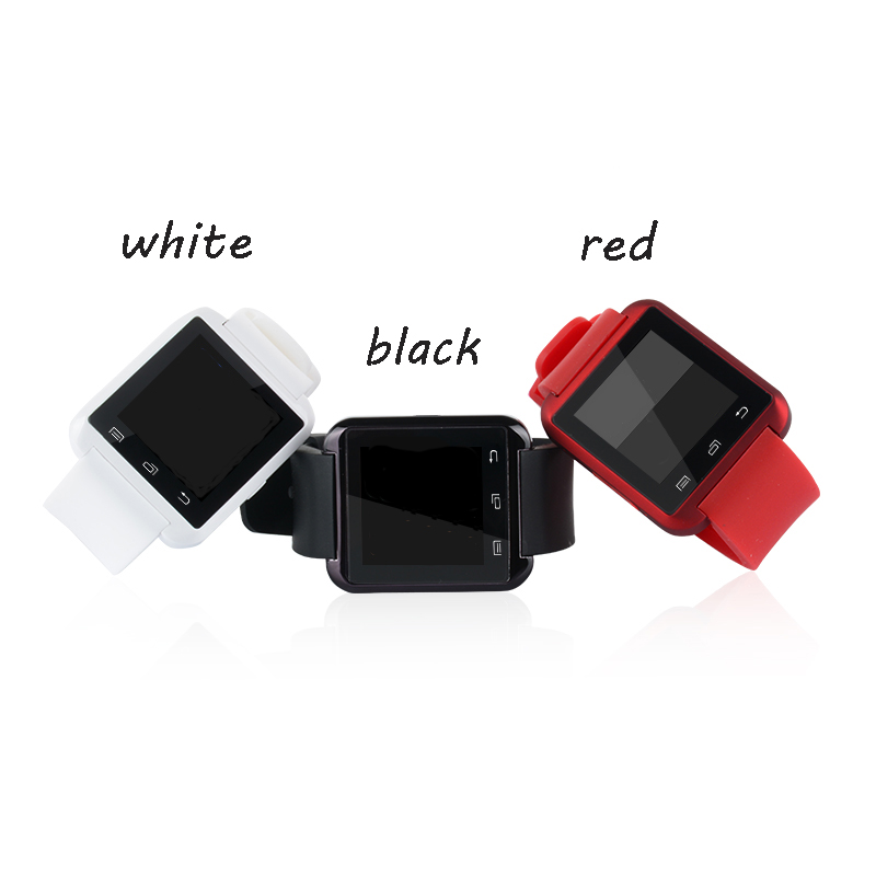 U8 Bluetooth <font><b>Smart</b></font> <font><b>Watch</b></font> Intelligent Wrist <font><b>Watch</b></font> Relojes Inteligente for Samsung Galaxy S3 S4 S5 HTC LG <font><b>Motorola</b></font> Android Phone