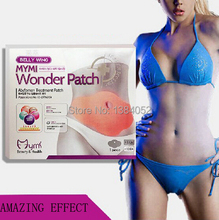 5 PCS  lose weight slimming patch belly navel stick slimming patch creams  fat navel stick burning fat abdomen slimming patch