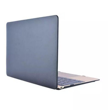 Luxury Paste Skin Leather Matte Shell Case For Apple Macbook Air Pro Retina 11.6 12 13.3 15.4 inch
