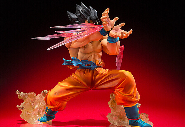 Dragon Ball z Figuras Zero Son Goku Kaiouken Anime Dragonball Esferas Del Dragon Brinquedos Toy DBZ Dragon Ball Z Action Figures(China (Mainland))