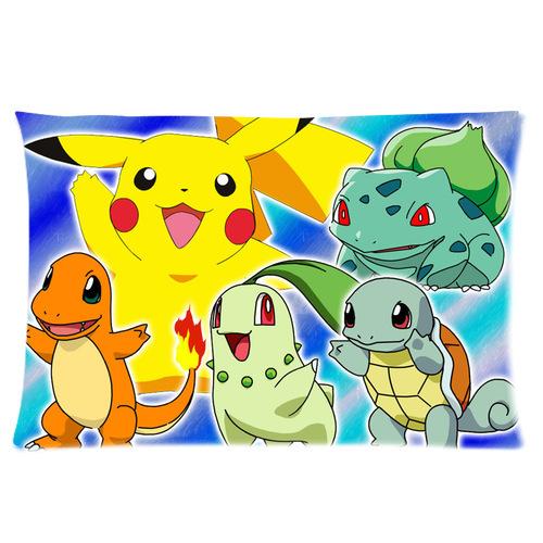 Custom Cartoon Pokemon Cute Pikachu with his friends ...