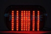 LED Motorcycle Tail Light Brake Light For SUZUKI VOLUSIA 800 01-04 / INTRUDER LC1500 99-04 / BOULEVARD C50/C90 98-05(China (Mainland))