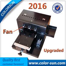 2016 New Arrival tamanho A4 UV levou impressora de mesa para o Golfe Caneta caso de Telefone cartão de PVC em boa qualidade(China (Mainland))