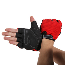 Buy Unisex Cycling Gloves Half Finger Gel Palm MTB Road Bicycle Bike Gloves Breathable&Elastic Motocross Gloves Guanti MTB for $2.54 in AliExpress store