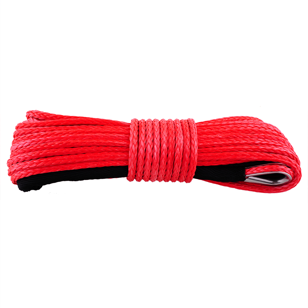3/16''x50' High Quality Synthetic Winch Cable For Atv Winch Rope For Offroad,Kevlar Rope Drop Shipping(China (Mainland))