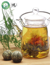 4 Random Types Blooming Tea * 4 Blooms * FREE Shipping * ON SALE(China (Mainland))