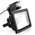20W IP65 AC85 265V waterproof PIR Motion sensor Induction Sense Led Refletor lamp LED Flood Light