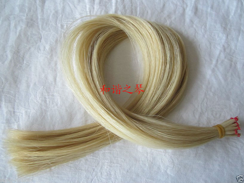 Фотография Free shipping 100g Horse Hair Bow Hair Horse tail Mongolian Horse Advance Model