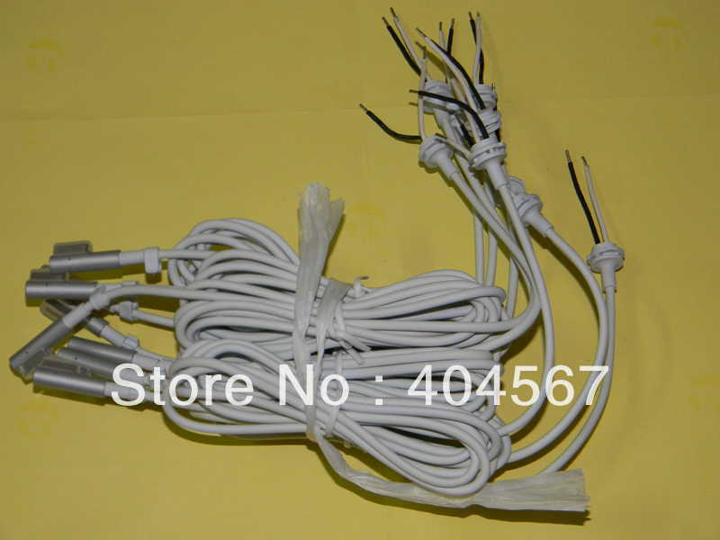 For Apple MacBook Pro/Air Laptop NoteBook 45W 60W 85W Magsafe 5 Pin Universal L Power Adaptor DC Cable by DHL EMS Fedex(China (Mainland))