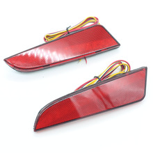 Dongzhen tail light fog lights auto parts Fit For Buick Excelle Bumper Light car styling warning(China (Mainland))