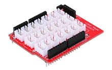 Buy Base Shield Sensor expansion board compatible microcontroller IO Expansion Module arduino for $4.86 in AliExpress store