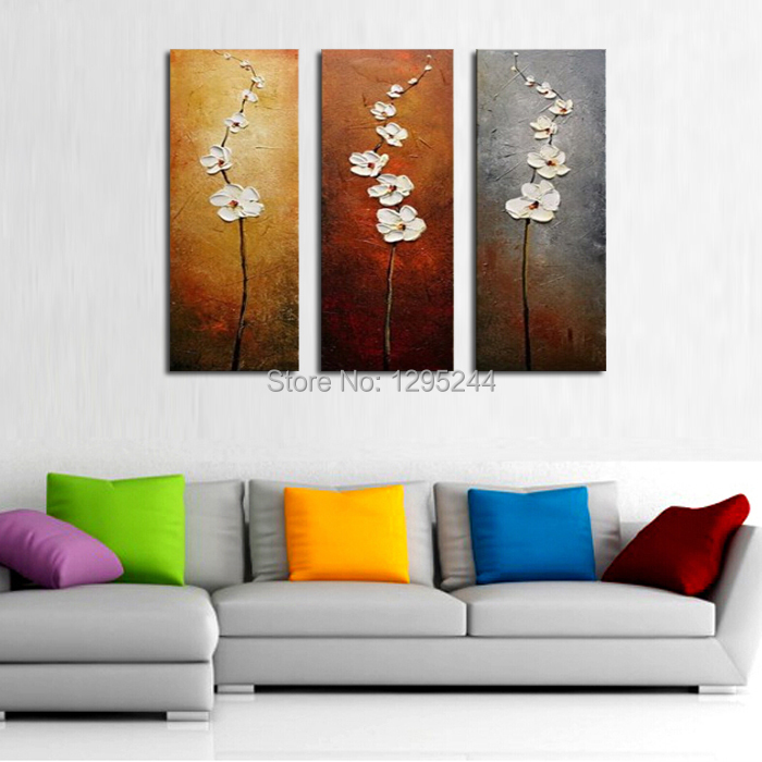 Large Oil Paintings Handmade Abstract Picture On Canvas