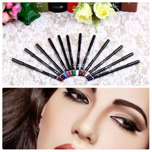 12 x Pro Cosmetic Makeup Eyeliner EYE/LIP Liner Pencil Hot Selling