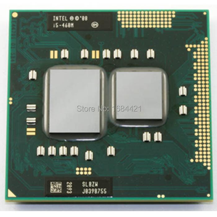 Core i5 460M Notebook Laptop CPU 2.53GHz L3 3M/2.5GT/s PGA official version Original authentic processor Computer<br><br>Aliexpress