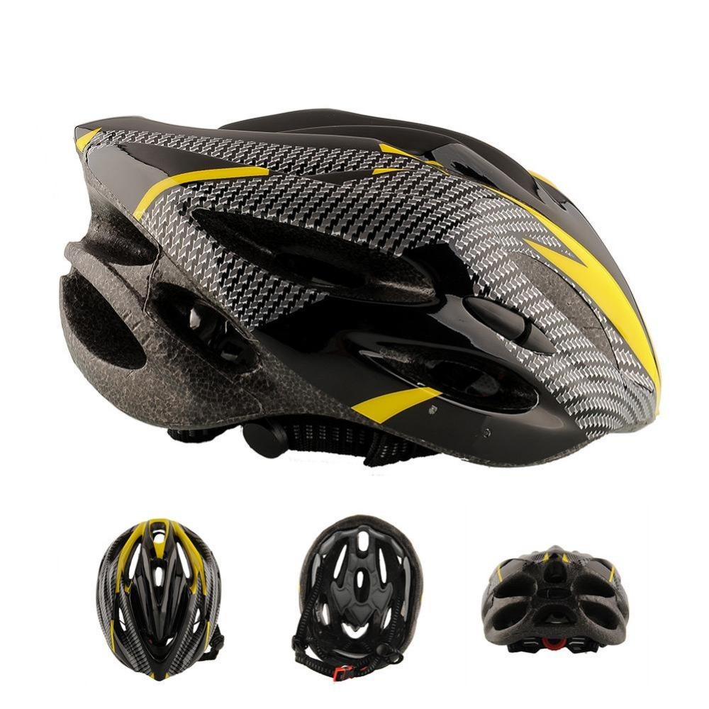 Comfortable 21 Holes Bicycle Bike Helmet Road Mountain MTB Cycling Helmet safety Racing Helmet Protector Bike Accessories Yellow(China (Mainland))
