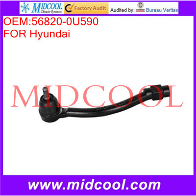 High Quality Auto Parts Right Steering Tie Rod End OEM:56820-0U590(China (Mainland))