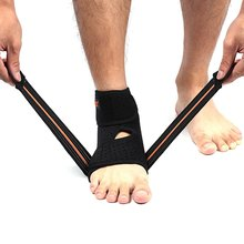Sport Safety AOLIKES A - 7126 Outdoor Sports Ankle Pad Protector Bandage Breathable Pro Elastic Brace Guard Ankle Support(China (Mainland))