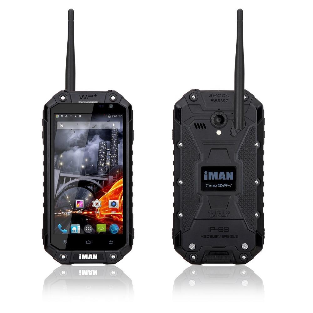 iMAN i6 Original MTK6592 Octa Core X8 Cell phones Android Phones Waterproof IP68 Rugged Smartphones 2G Ram 32G Rom 3G Mobile(China (Mainland))
