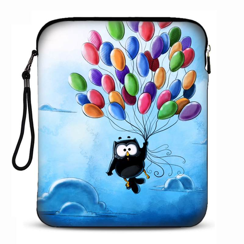 """Personality Customize Print 9.7"""" 10.1"""" Tablet Case Laptop Sleeve tablet PC Pouch for ipad 2/3/4 Sumsung Galaxy Lenovo YOGA .(China (Mainland))"""