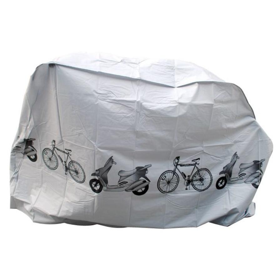 Новое поступление мотоцикл велосипед полиэстер водонепроницаемые протектор чехол обложка серый