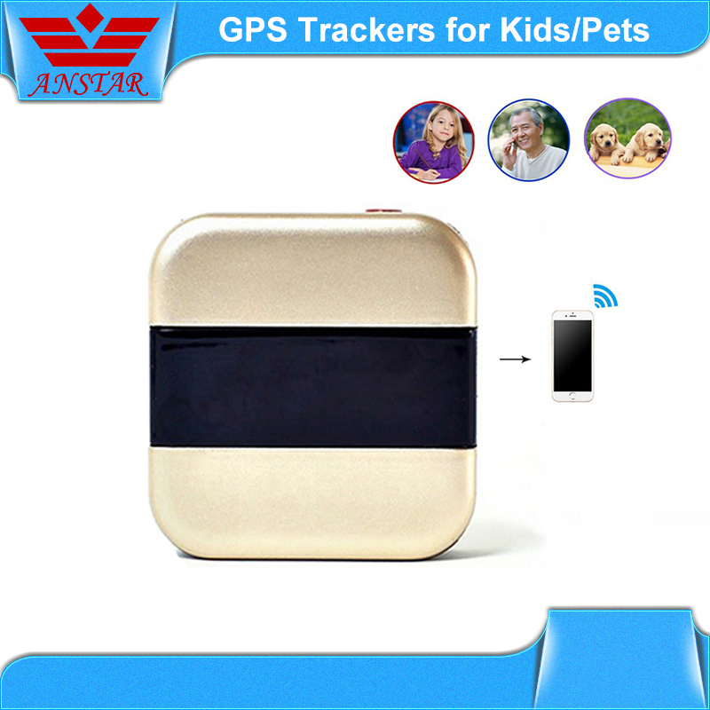 Mini GPS Tracker Locator for Kids Children Pets Cats Dogs Vehicle Personal With Google Maps SOS Person Track Device(China (Mainland))