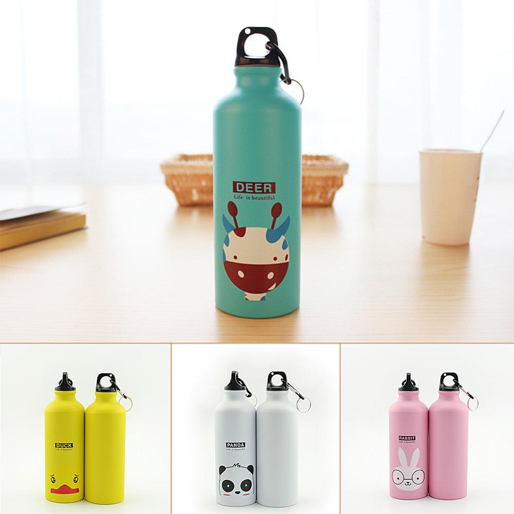 Wholesale new design 500ml lovely animals outdoor portable for Decor 500ml bottle