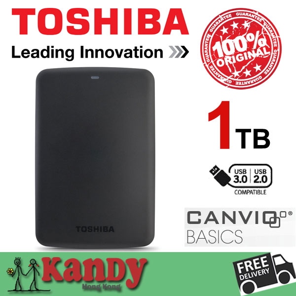 Toshiba USB 3.0 external hard drive hdd 1tb disco duro externo 1to hd disque dur externe harde schijf harici portable hard disk(China (Mainland))