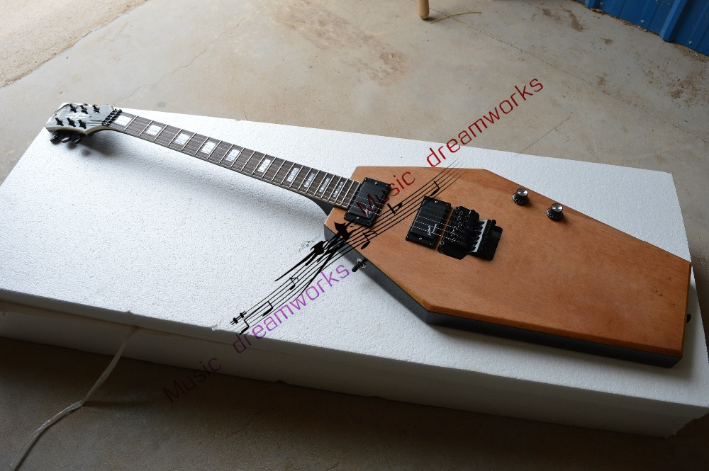 China's new OEM electric guitar China electric guitar epi personality tombstone guitars EMS free shipping(China (Mainland))