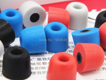 1 pair Comply T100 T200 T400 Earphone tips Memory Foam Sponge ear pads for headphones 3
