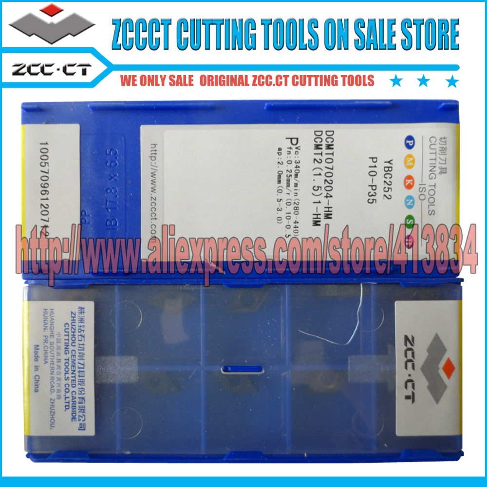 Free Shipping ZCCCT carbide cnc turning inserts tools and accessories 1 pack(China (Mainland))