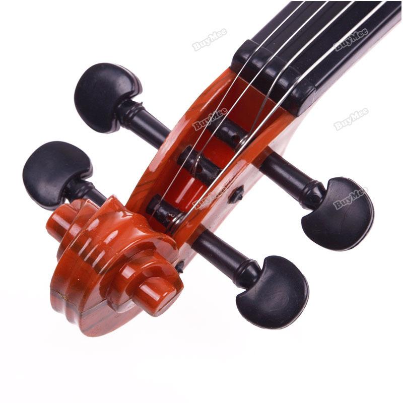 buymee All-match Children Kids Beginners Instrument Adjust String Simulation Violin Musical Toy Popular!(China (Mainland))