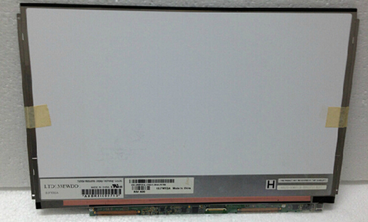 N133I5-L01 LTD133EWDD LTD133EV3D LP133WX2 TLA1 LP133WX2 TLA2 WXGA for Dell XPS M1330 1340 laptop Lcd screen(China (Mainland))