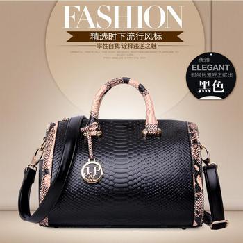 2015 handbags high quality Fashion red famous brands women PU leather Handbag bolsa desigual sac ladies tote shoulder bags