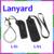 Free Shipping Popular Necklace,ego lanyard for eGo e cigarette,EGO lanyard