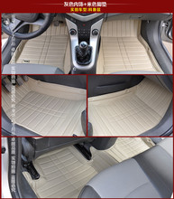 customize car floor mats leather universal rugs auto foot carpet automotive for lifan x60 320/620 haval h5/6/3 the great wall