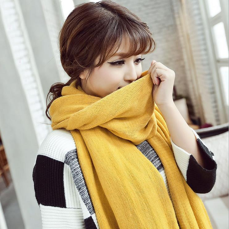 2013 new men's cashmere knitted lady winter scarf scarves free shipping wholesale(China (Mainland))