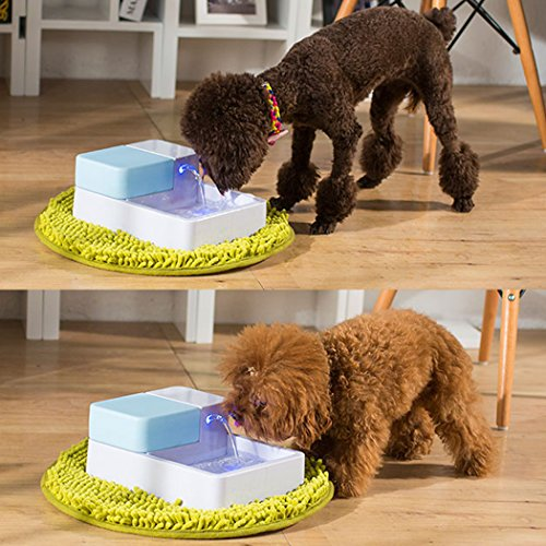 Automatic Electric Pet Water Fountain Dog Cat Drinking Bowl(China (Mainland))