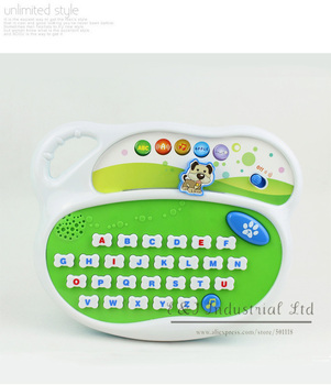 Baby learning Toys Mirror Learning Machine The Best New Fashion Gift Plastic Toy For Children Study Toys CT21005-06^^EI