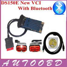 New VCI DS150 with Bluetooth TCS CDP+ PRO Plus 2014.2 R2 with Keygen Activator for ds150e Auto CARs+TRUCKs OBD2 diagnostic tool(China (Mainland))