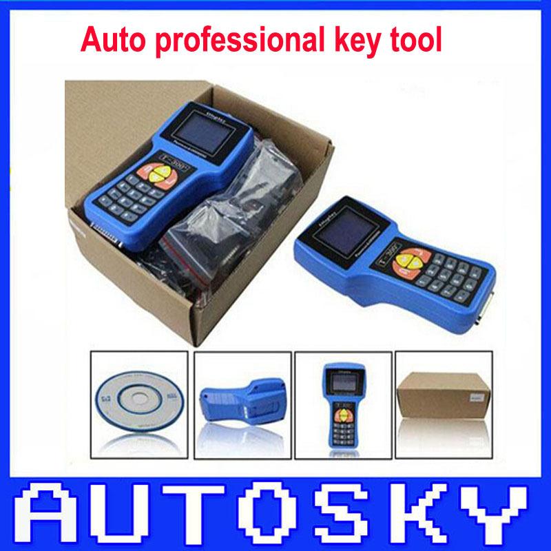 Promotion Big Discount Auto Key Programmer T300 V15.8 Key Programmer Universal Car Key Transponder 2 year Warranty(China (Mainland))