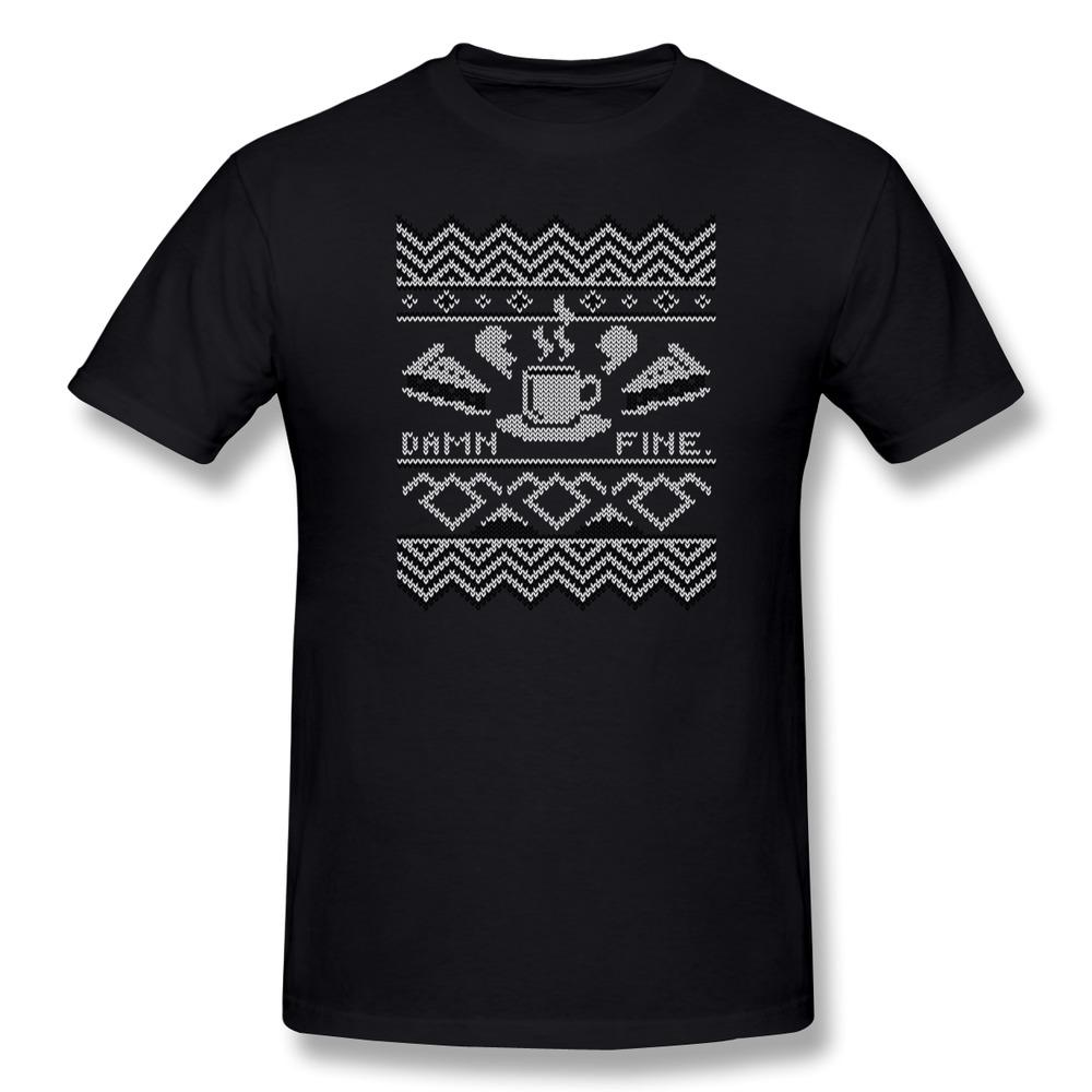 Design slim fit men 39 s t shirt damn fine sweater vintage for T shirt design no minimum