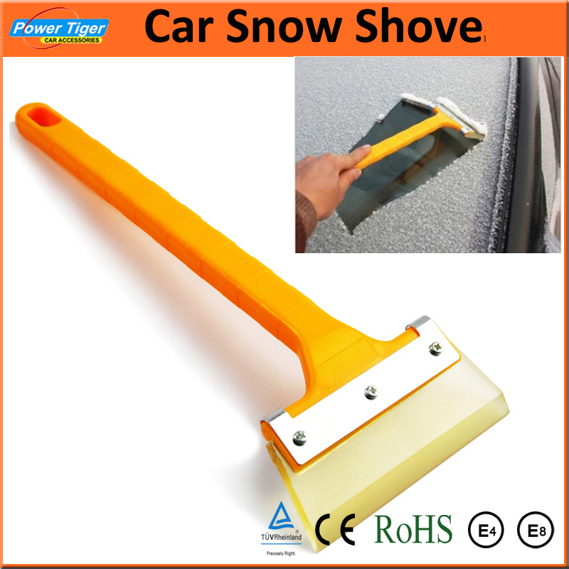 Sofa Auto Car Snow Shovel Car Ice Cleaning Tool Rubber Ice Scraper Car Wash Washing Cleaning Scraper Tools Film(China (Mainland))