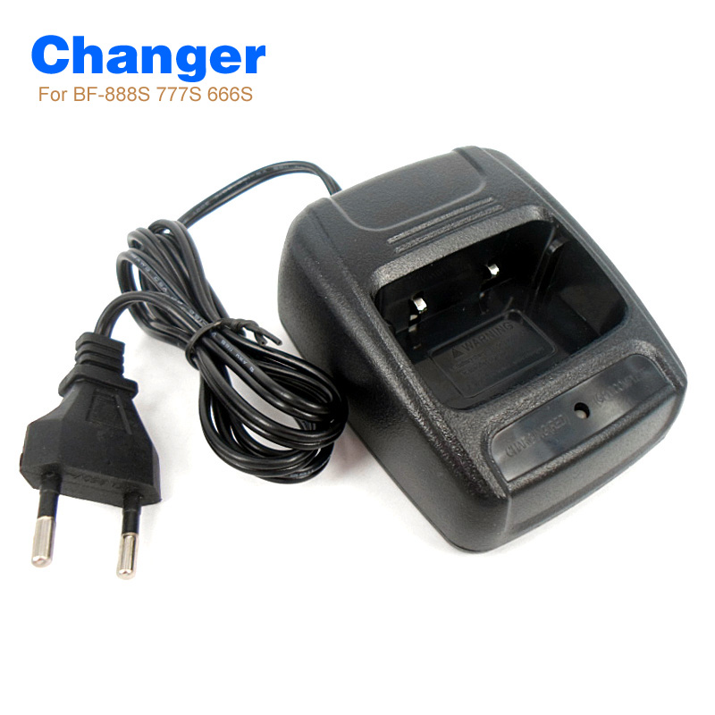 New Two Way Radio Battery Charger 110v-240v for Baofeng BF-666S 777S 888S Retevis H777 R888s EU or US Walkie Talkie Accessories(China (Mainland))