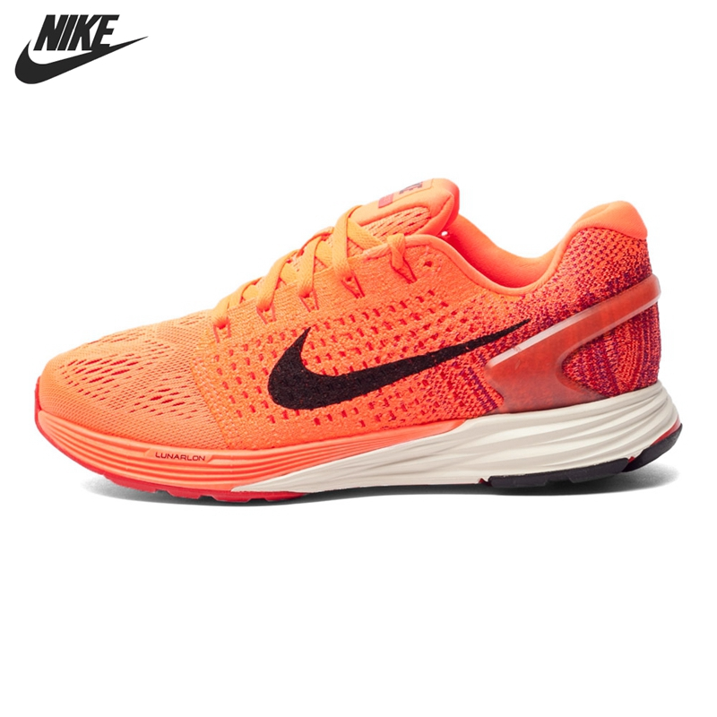 Original New Arrival 2016 NIKE LunarGlide7 Women's Running Shoes Sneakers free shipping(China (Mainland))