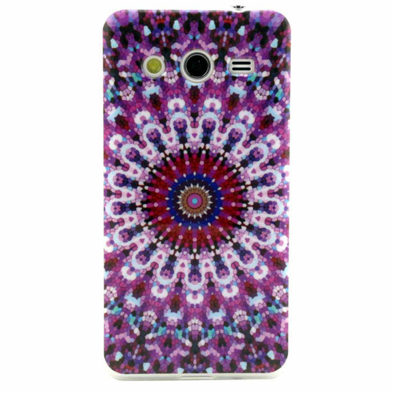 Soft TPU Back Case Cover Skin For Samsung Galaxy Core 2 G355H Fashion Design Top Quality Case Cover(China (Mainland))