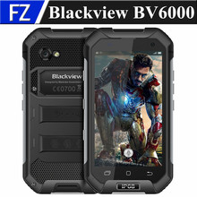 "Original BLACKVIEW BV6000 4.7"" Waterproof IP68 MTK6755 octa core Android 6.0 4G LTE cellphone 13MP 3GB RAM 32GB ROM dual sim GPS(China (Mainland))"
