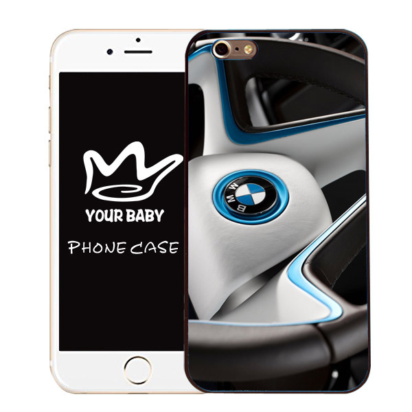 Hot Sales Case for BMW i8 Case Power For BMW logo Case for Samsung Galaxy S6 S3 S4 S5 Note3 Note4 for iPhone 4s 5 5c 6 6plus(China (Mainland))