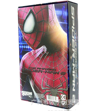 Mavel The Amazing Spiderman 2 toys PVC Action Figure 27 cm Crazy Toy Collection Model with original package toy