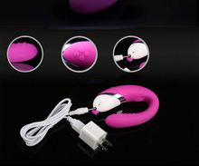 Waterproof USB Rechargeable Bending Twisted speed Vibrator G Spot Dildo Stimulator Sex Toy For Women Sex Product for Couples